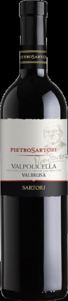 Valpolicella Valbrusa DOC Pietro Sartori Venetien Rotwein trocken