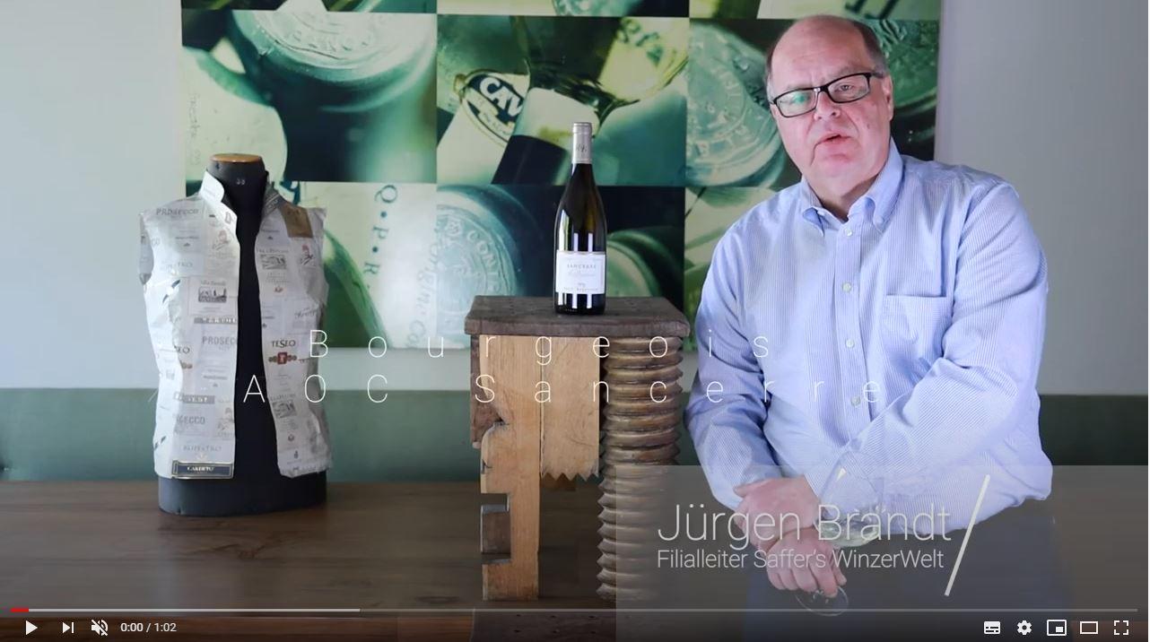 Bourgeois AOC Sancerre Les Baronnes Henri Bourgeois Loire-Tal Weißwein trocken | Saffer's WinzerWelt