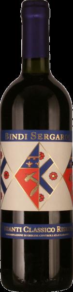 Chianti Classico DOCG Riserva Calidonia Bindi Sergardi Toskana Rotwein trocken