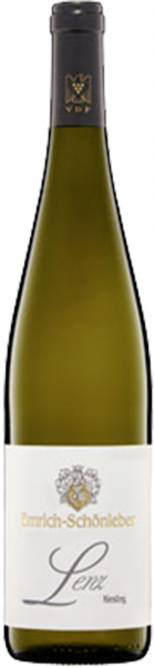 Emrich-Schönleber Lenz Riesling QbA halbtrocken Nahe Weißwein