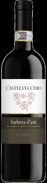 Barbera d´Asti DOCG Barrique Castelvecchio Piemont Rotwein trocken | Saffer's WinzerWelt