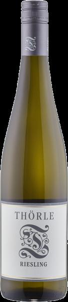 Thörle Riesling trocken QbA Rheinhessen Weißwein