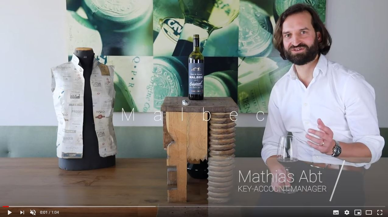 Malbec Original IGP Anne de Joyeuse Languedoc-Roussillon Rotwein trocken | Saffer's WinzerWelt