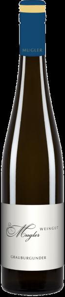 Grauburgunder QbA trocken Mugler Pfalz Weißwein