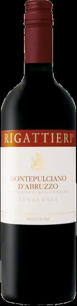 Montepulciano d´Abruzzo DOC Rigattieri Abruzzen wein kaufen münchen | Saffer's WinzerWelt