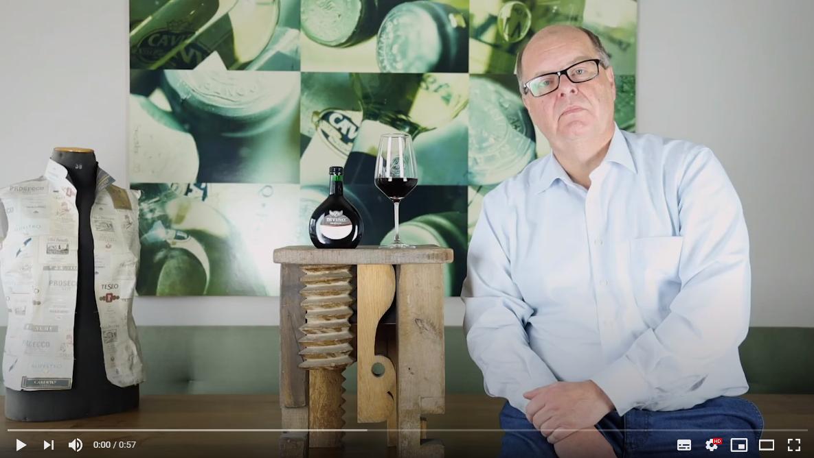Divino Franken Schwarzriesling trocken QbA 0,25 Weißwein