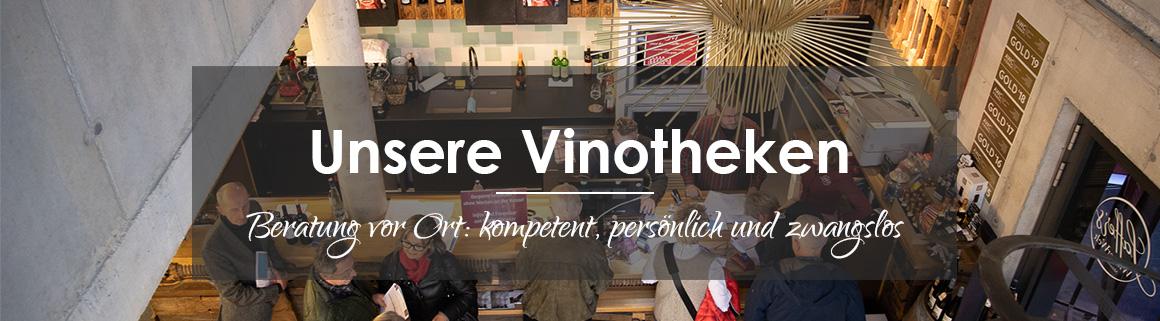Wein kaufen München Saffer's WinzerWelt Vinotheken