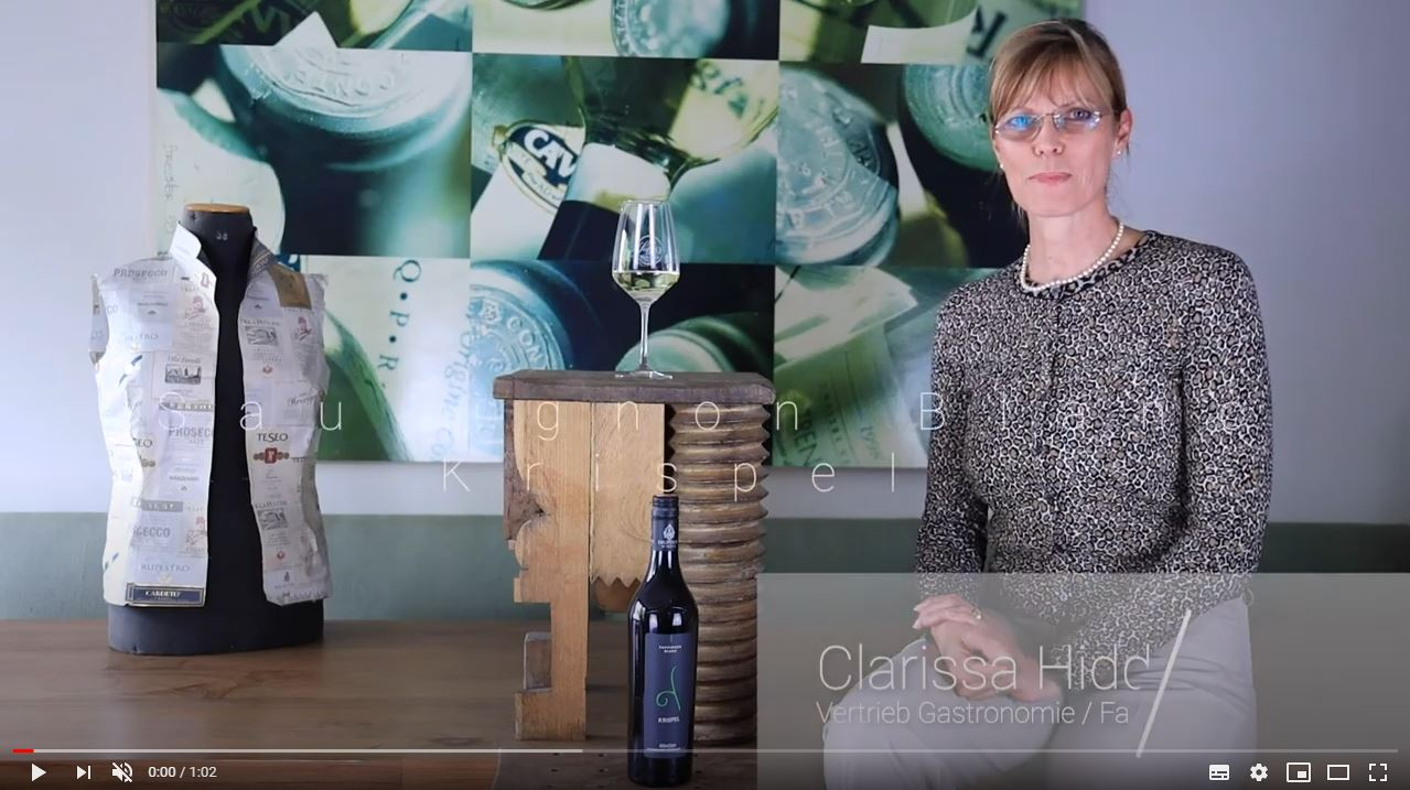Sauvignon Blanc Straden Vulkanland Steiermark DAC Krispel Weißwein trocken