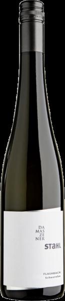 Stahl Damaszener Stahl Scheurebe trocken QbA Franken Weißwein