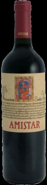 Amistar Cuvée Rosso Peter Sölva Südtirol Rotwein trocken