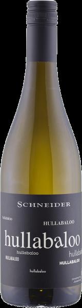 Markus Schneider Hullabaloo Weißwein Cuvée trocken QbA Pfalz Weißwein   Saffer's WinzerWelt