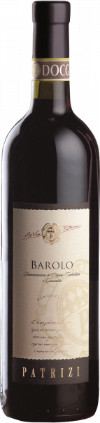 Barolo DOCG Patrizi Piemont Rotwein trocken | Saffer's WinzerWelt