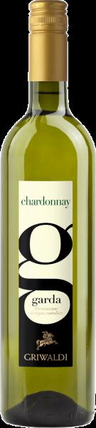 Chardonnay Garda DOC Griwaldi Venetien Weißwein trocken