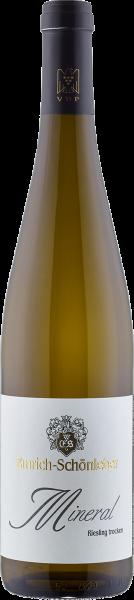 Emrich-Schönleber Mineral Riesling trocken QbA Nahe Weißwein