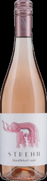 Blaufränkisch Rosé QUW Burgenland Strehn Roséwein trocken