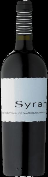 Bio-Syrah Terre Siciliane IGT Volpi Rotwein trocken