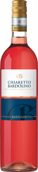 Bardolino Chiaretto DOC Bertoldi Venetien Roséwein trocken