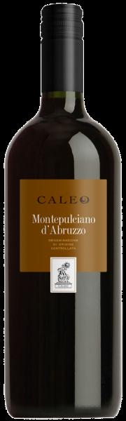 Montepulciano d´Abruzzo DOC Caleo Magnum Botter Abruzzen Rotwein trocken