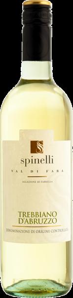 Trebbiano d´Abruzzo DOC Val di Fara Spinelli Abruzzen Weißwein trocken