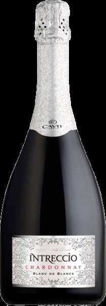 Chardonnay Spumante Brut Intreccio Cavit Trentin Schaumwein trocken