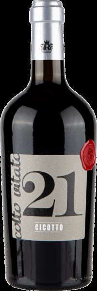 Cicotto 21 Colto Vitato Gutturnio Superiore DOC Rotwein Romagnoli