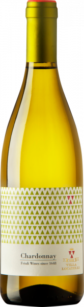 Chardonnay Isonzo Friuli DOC Villa Locatelli Angoris Friaul Weißwein trocken