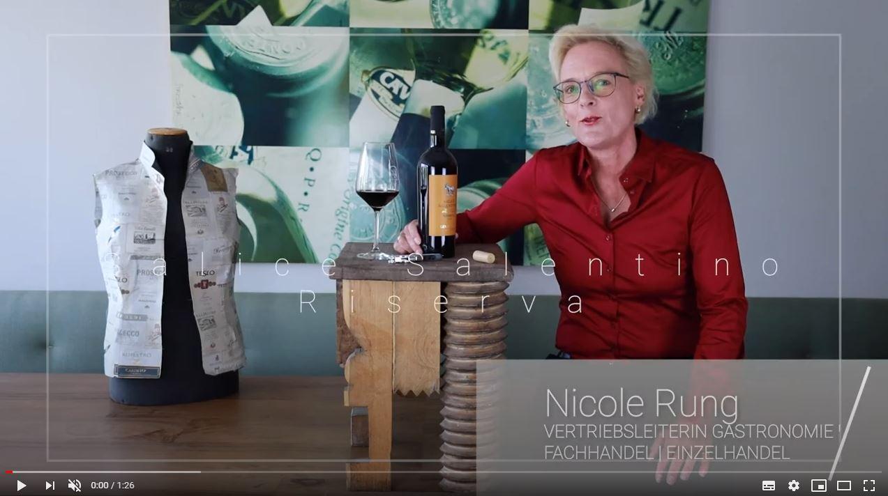 Salice Salentino Riserva DOC Luce del Sole Apulien wein kaufen münchen | Saffer's WinzerWelt