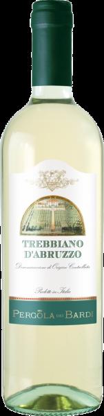 Trebbiano d´Abruzzo DOC Pergola dei Bardi Abruzzen Weißwein trocken