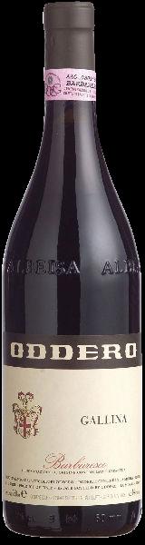 Barbaresco Gallina DOCG Oddero Piemont Rotwein trocken
