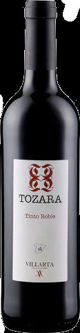 Villarta Tozara Tinto Roble DO Mentrida Rotwein   Saffer's WinzerWelt
