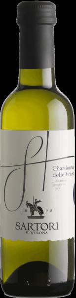 Chardonnay Veneto IGT 0,25l Sartori Venetien Weißwein trocken