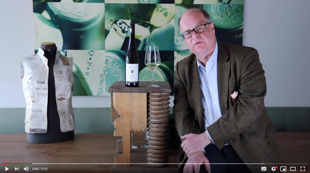 Künstler Hochheimer Herrnberg Riesling trocken Erste Lage QbA Rheingau Weißwein