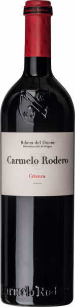Crianza Ribera del Duero DO Carmelo Rodero Rotwein trocken | Saffer's WinzerWelt