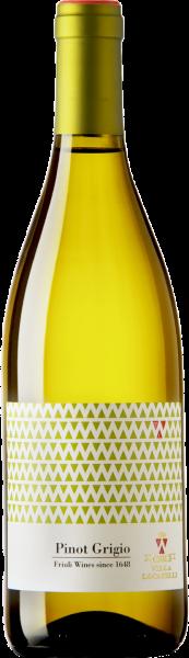 Pinot Grigio Isonzo Friuli DOC Villa Locatelli Angoris Friaul Weißwein trocken