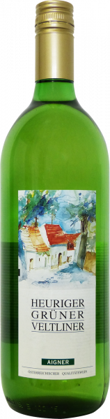 Heuriger Grüner Veltliner QUW Niederösterreich Aigner Weißwein trocken