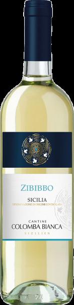 Zibibbo Sicilia DOC Colomba Bianca Sizilien Weißwein trocken | Saffer's WinzerWelt