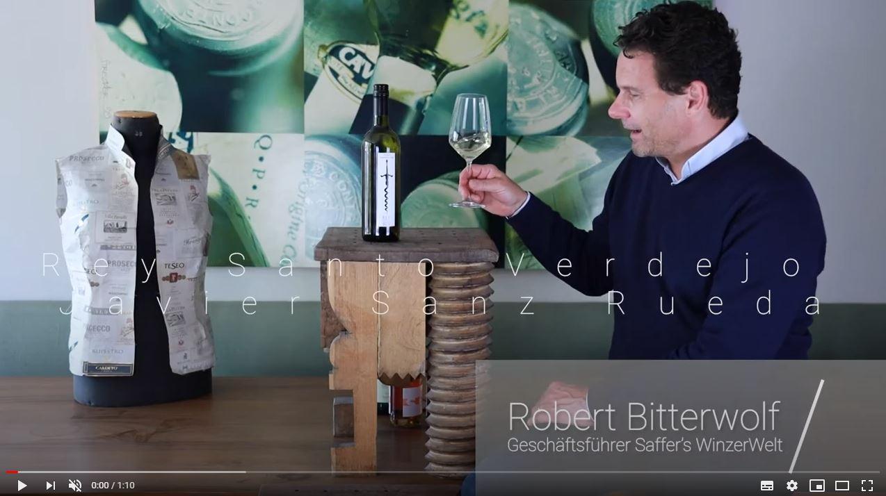 Rey Santo Verdejo Javier Sanz Rueda wein kaufen münchen | Saffer's WinzerWelt