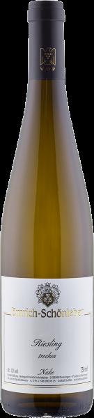 Emrich-Schönleber Riesling trocken QbA Nahe Weißwein
