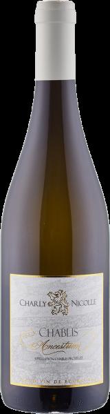 Domaine Charly Nicolle Per Aspera Cuvée AOP Chablis Burgund Weißwein trocken | Saffer's WinzerWelt