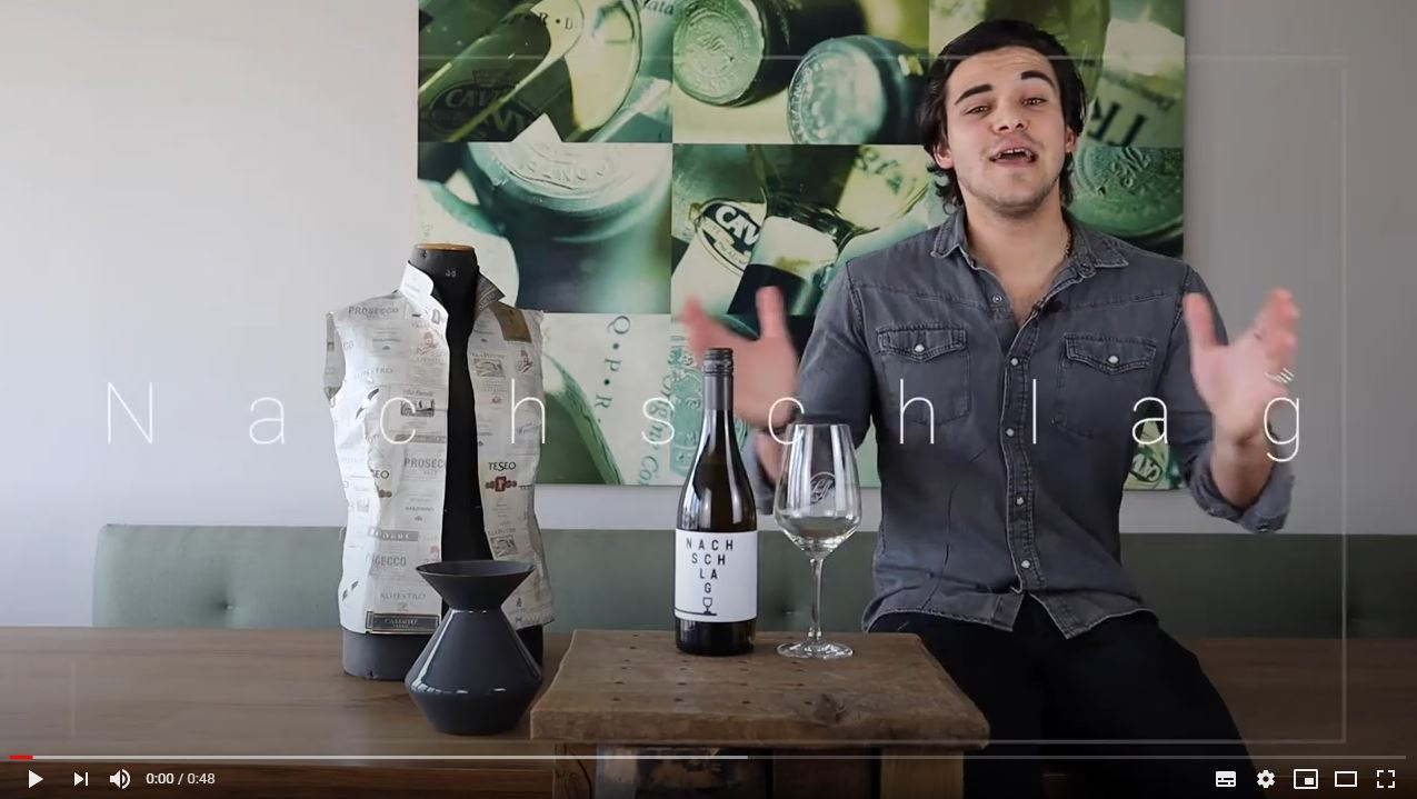 Stahl Nachschlag trocken Franken Weißwein trocken
