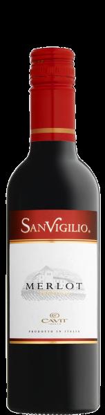 Merlot Trevenezie IGT San Vigilio 0,375l Cavit Trevenezie Rotwein trocken