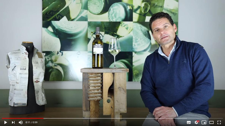 Franconia Nordheimer Silvaner Divino QbA Franken Weißwein trocken