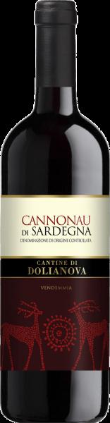 Cannonau di Sardegna DOC Dolianova Sardinien Rotwein trocken   Saffer's WinzerWelt