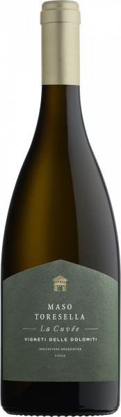 Maso Toresella Cuvée Bianco Vigneti delle Dolomiti IGT Cavit Trentin Weißwein trocken