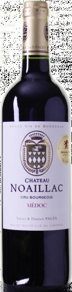 Château Noaillac Cru Bourgeois Médoc Bordeaux Rotwein trocken