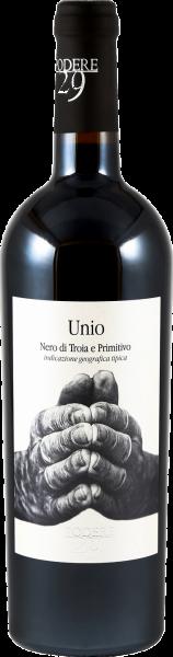 Unio Nero di Troia e Primitivo Puglia IGT Podere 29 Apulien wein kaufen münchen