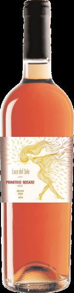 Primitivo Salento IGT Rosato Luce del Sole Apulien Roséwein trocken