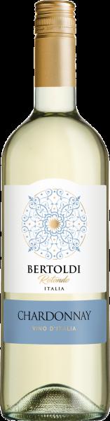 Chardonnay Vino d´Italia Bertoldi Rotondo Venetien Weißwein trocken