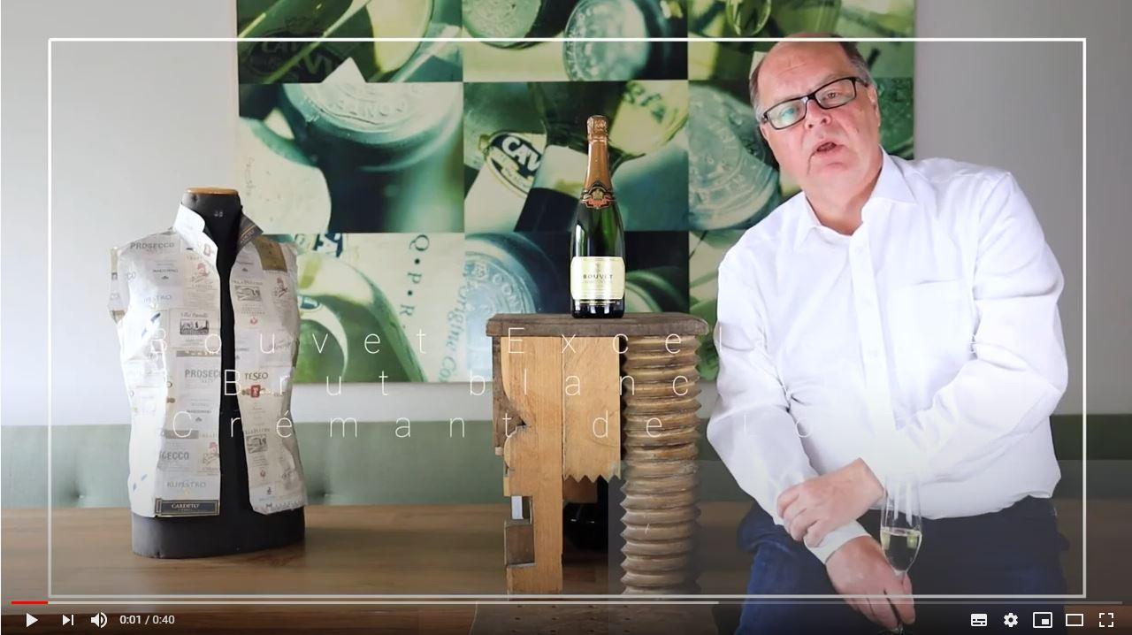Bouvet Excellence Brut blanc AOC Crémant de Loire Schaumwein | Saffer's WinzerWelt