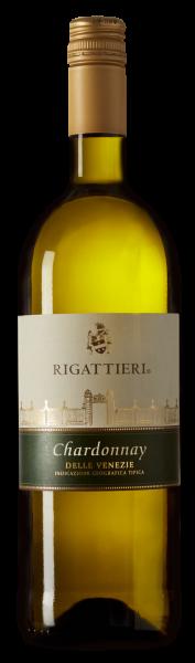 Chardonnay Trevenezie IGT 1,0l Rigattieri Venetien Weißwein trocken | Saffer's WinzerWelt